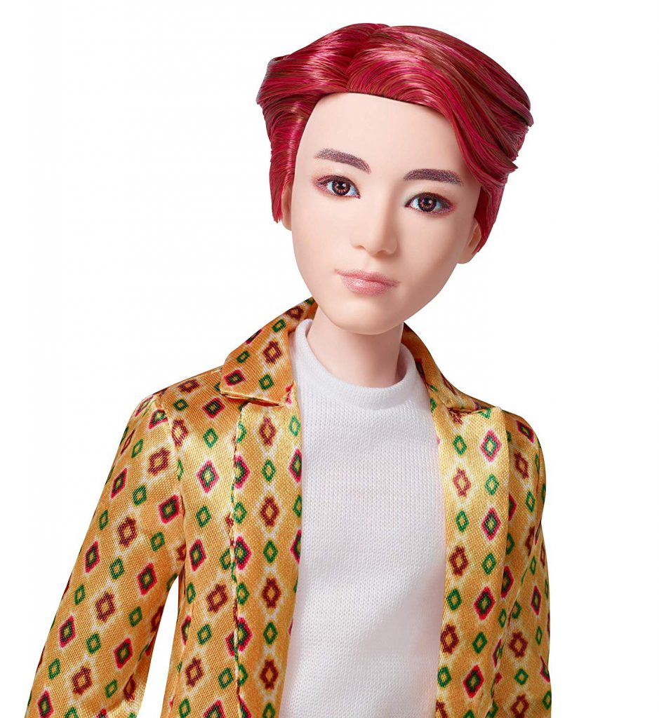 where to buy Mattel BTS Jung Kook Idol Doll