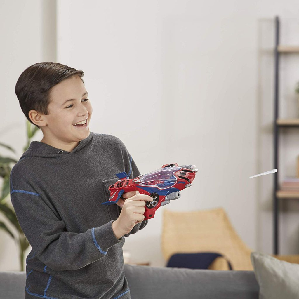 where to buy Spider-Man vehicle and figure Spider-Jet