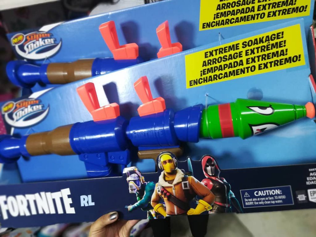 Where to buy NERF Fortnite RL Rocket blaster