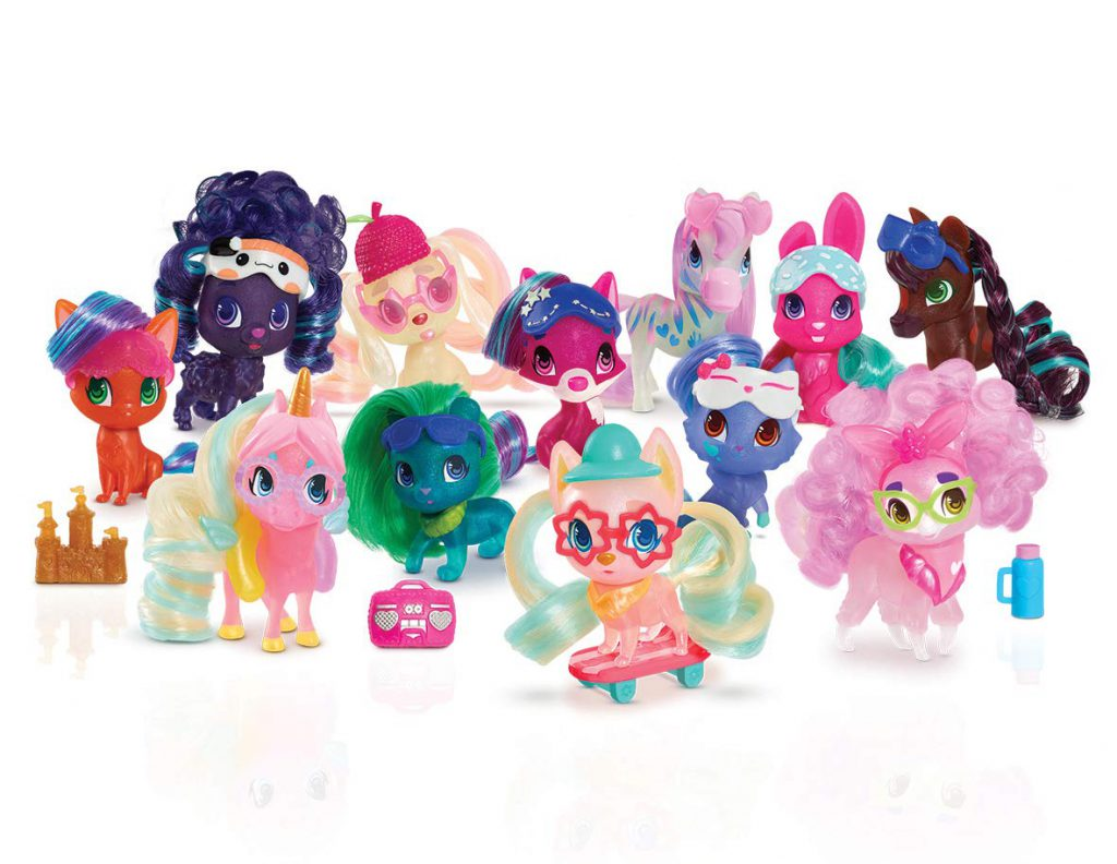 Review Hairdorables Pets Series 2
