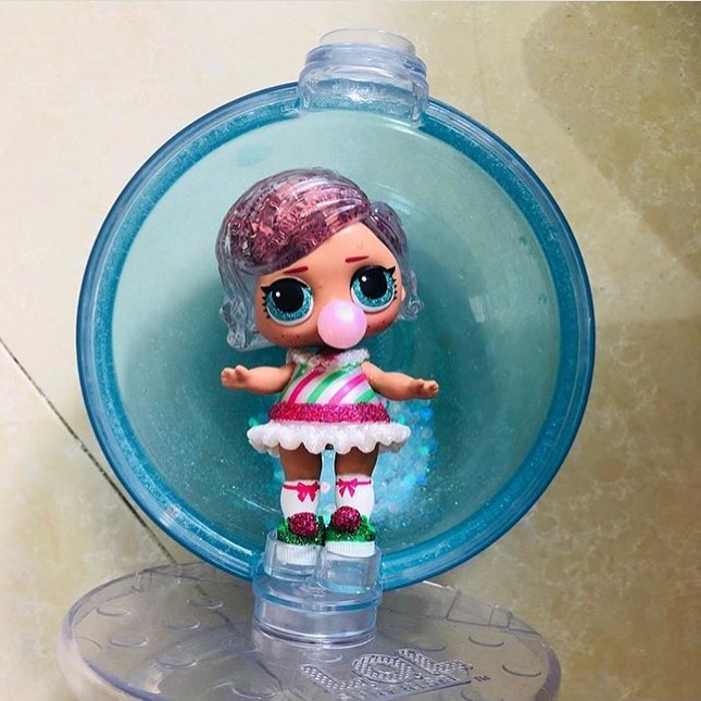 Dreamin B.B. Glitter Globe Doll