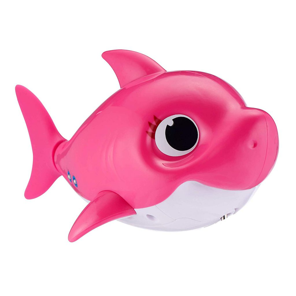 Release day Alive Baby Shark bath toys