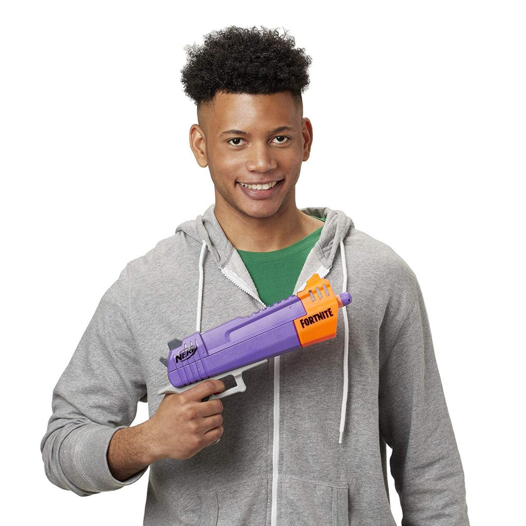 NERF Fortnite Blaster HC-E Mega price