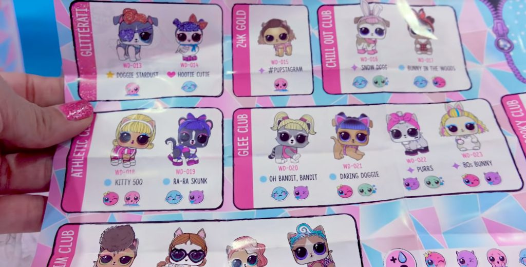 Winter Disco NEW LOL Surprise Fuzzy Pets Blind Bags 003