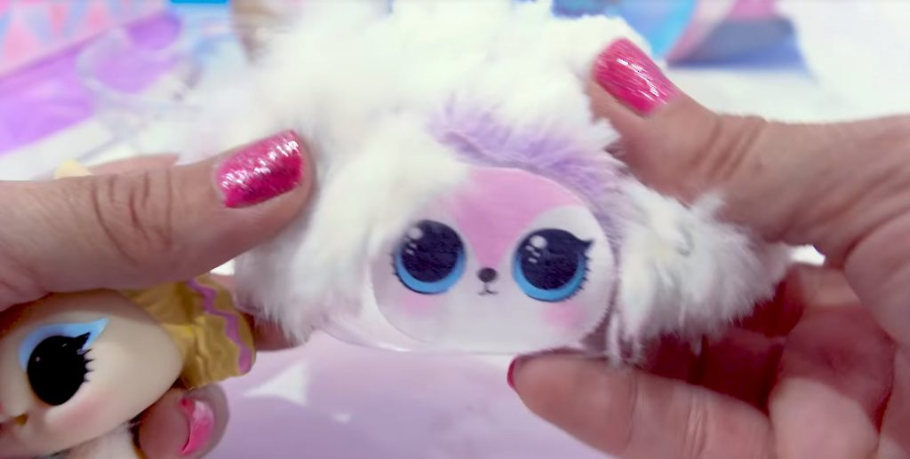 Winter Disco NEW LOL Surprise Fuzzy Pets Blind Bags 009