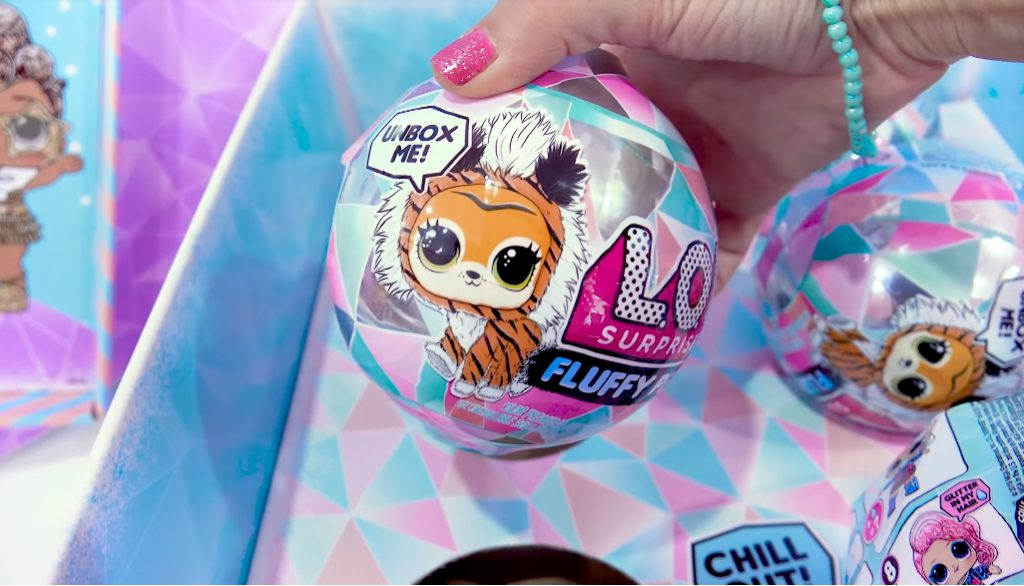 Winter Disco NEW LOL Surprise Fuzzy Pets Blind Bags buy it now on amazon