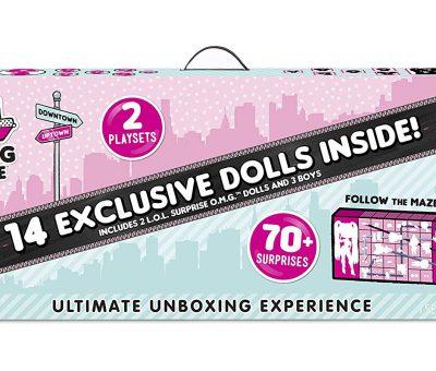 L.O.L. Surprise! Amazing Surprise with 14 Dolls & 70+ Surprises BUY IT NOW