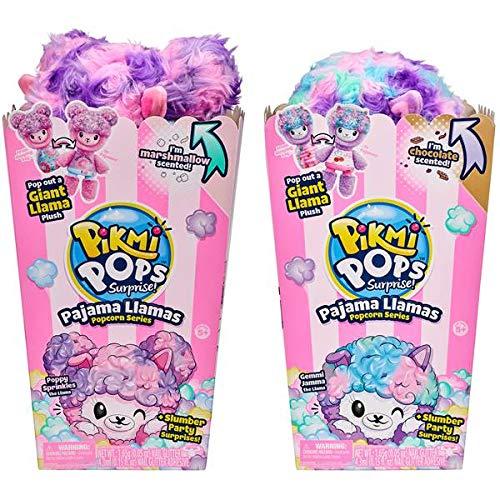 pikmi pops pajama llamas gemmi jamma poppy sprinkles