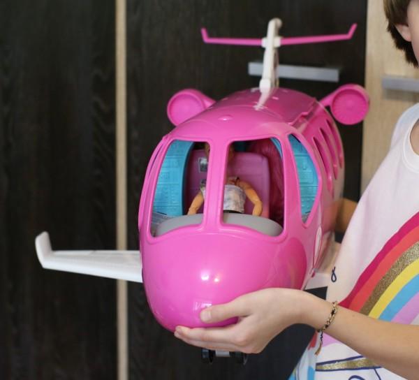 Barbie Dreamplane rewiew
