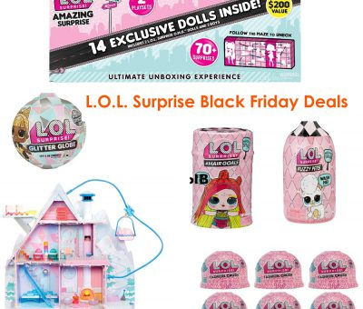 L.O.L. Surprise Black Friday 2019 Deals
