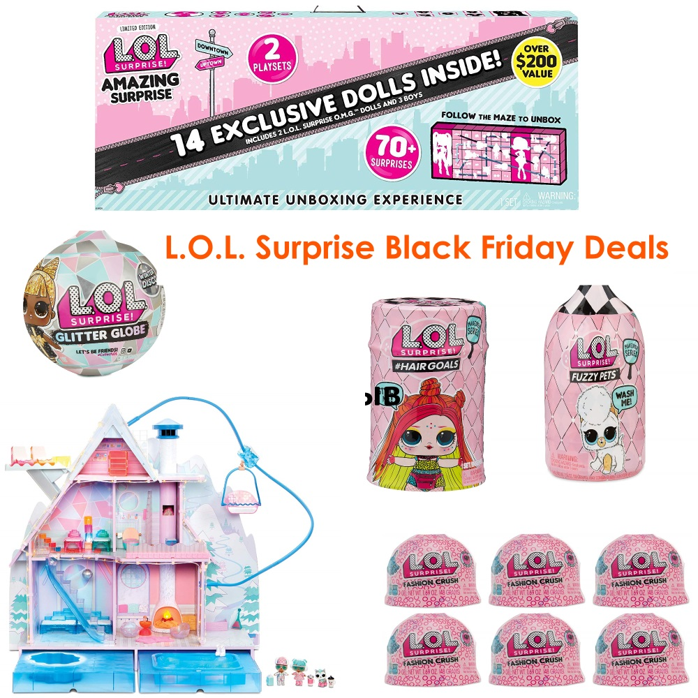 L.O.L. Surprise Black Friday 2019 Deals