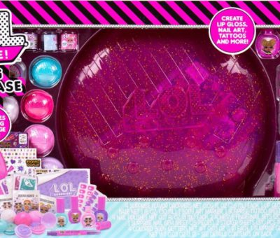 LOL Surprise Makeover Rolling Beauty Case Playset amazon buy
