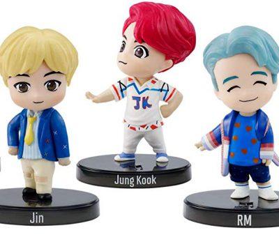 bts mattel idol mini dolls