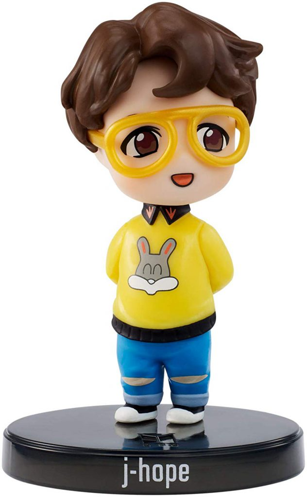 bts mattel idol mini dolls j-hope