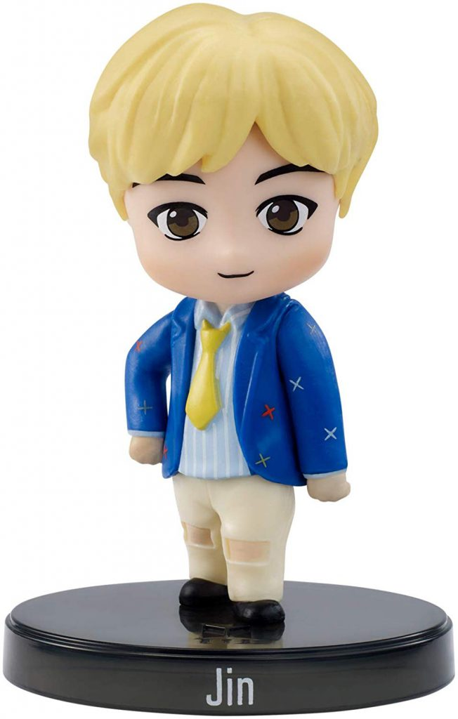 bts mattel idol mini dolls jin
