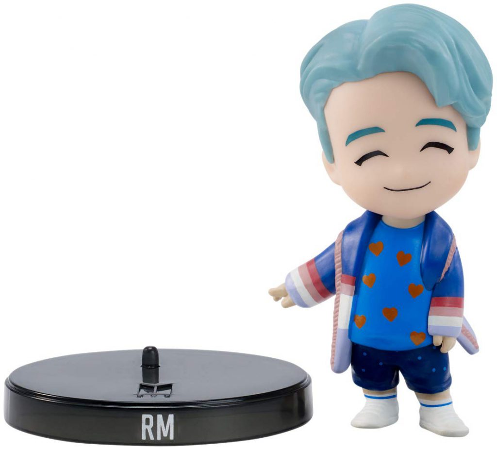 bts mattel idol mini dolls rm