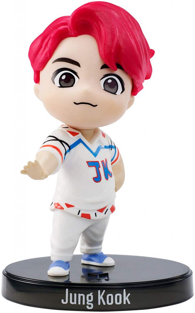 bts mattel idol mini dolls ung kook