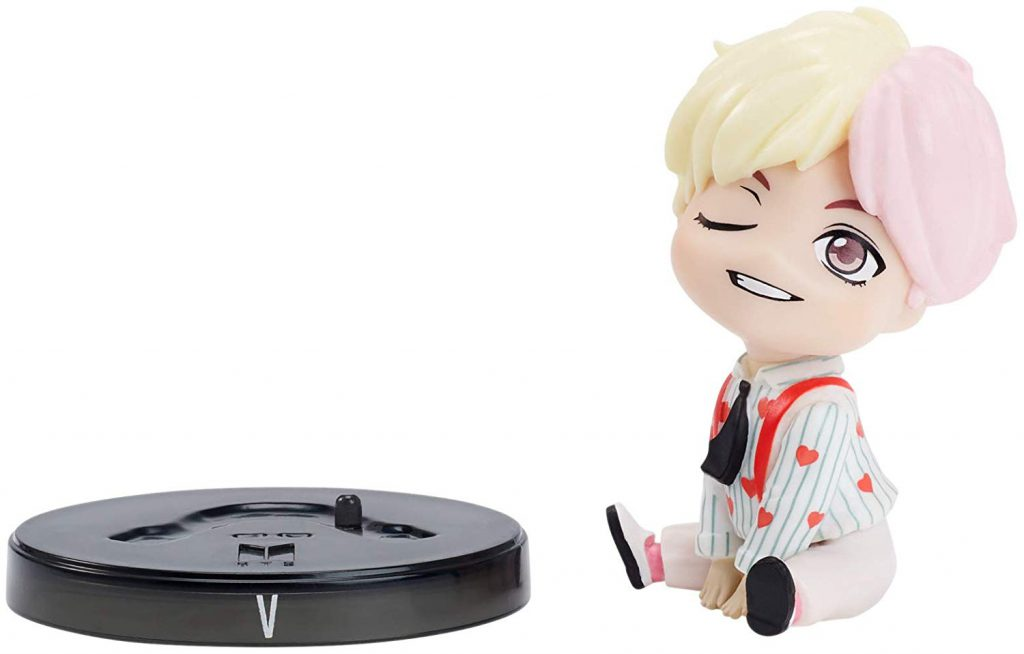 bts mattel idol mini dolls v