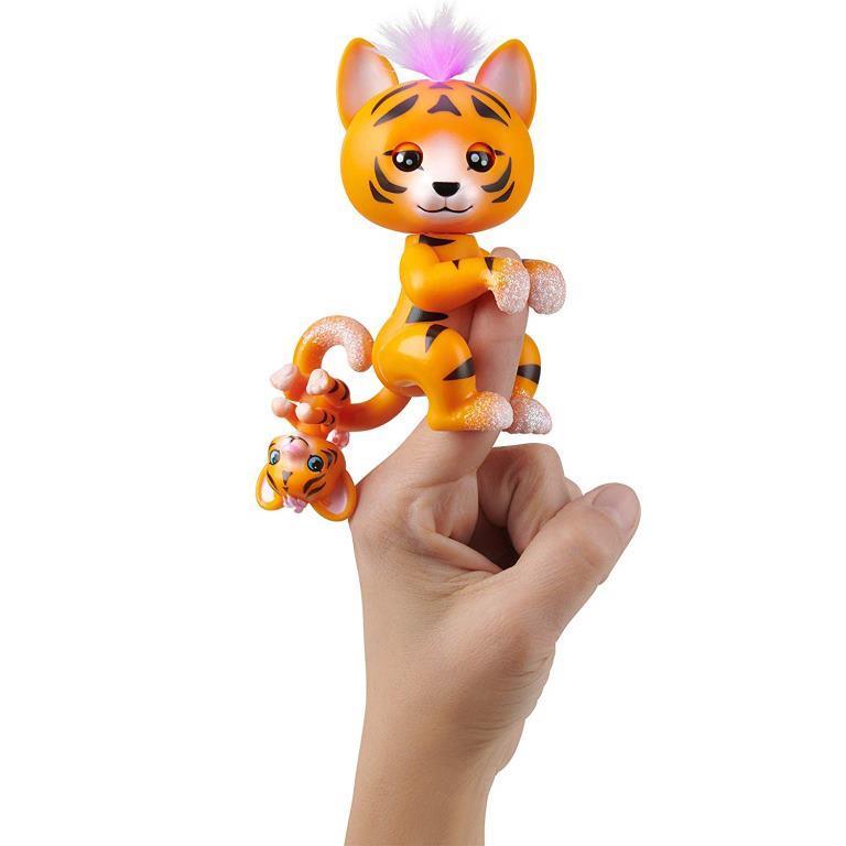 fingerlings tiger benny cub kali wowwee