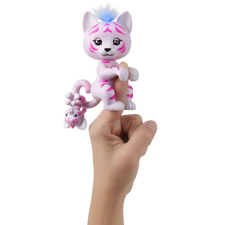 fingerlings tiger tilly cub tammy wowwee