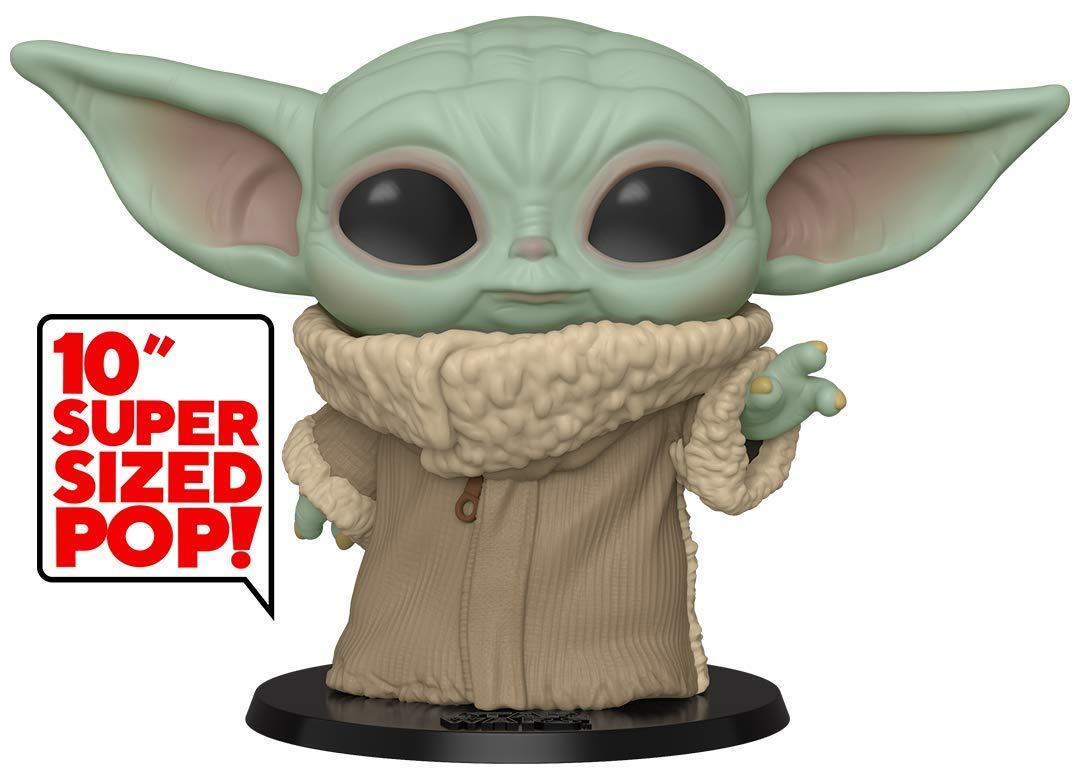 "Funko Pop! Star Wars: The Mandalorian - The Child, 10"" Super Sized Pop! pre-order now"