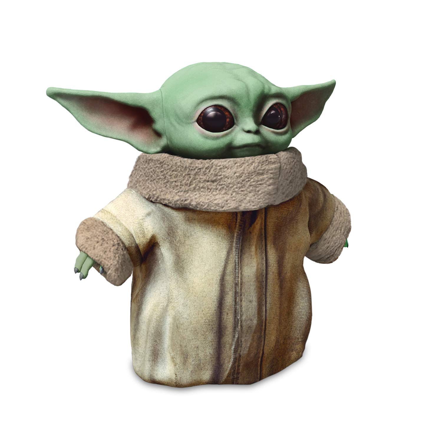 Star Wars The Child Plush Toy, 11-inch Small Yoda-like Soft Figure from The Mandalorian buy it now