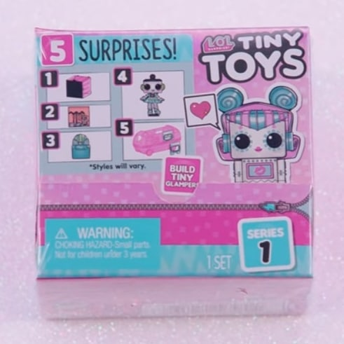 L.O.L Surprise! Tiny Toys Series 1 where to buy