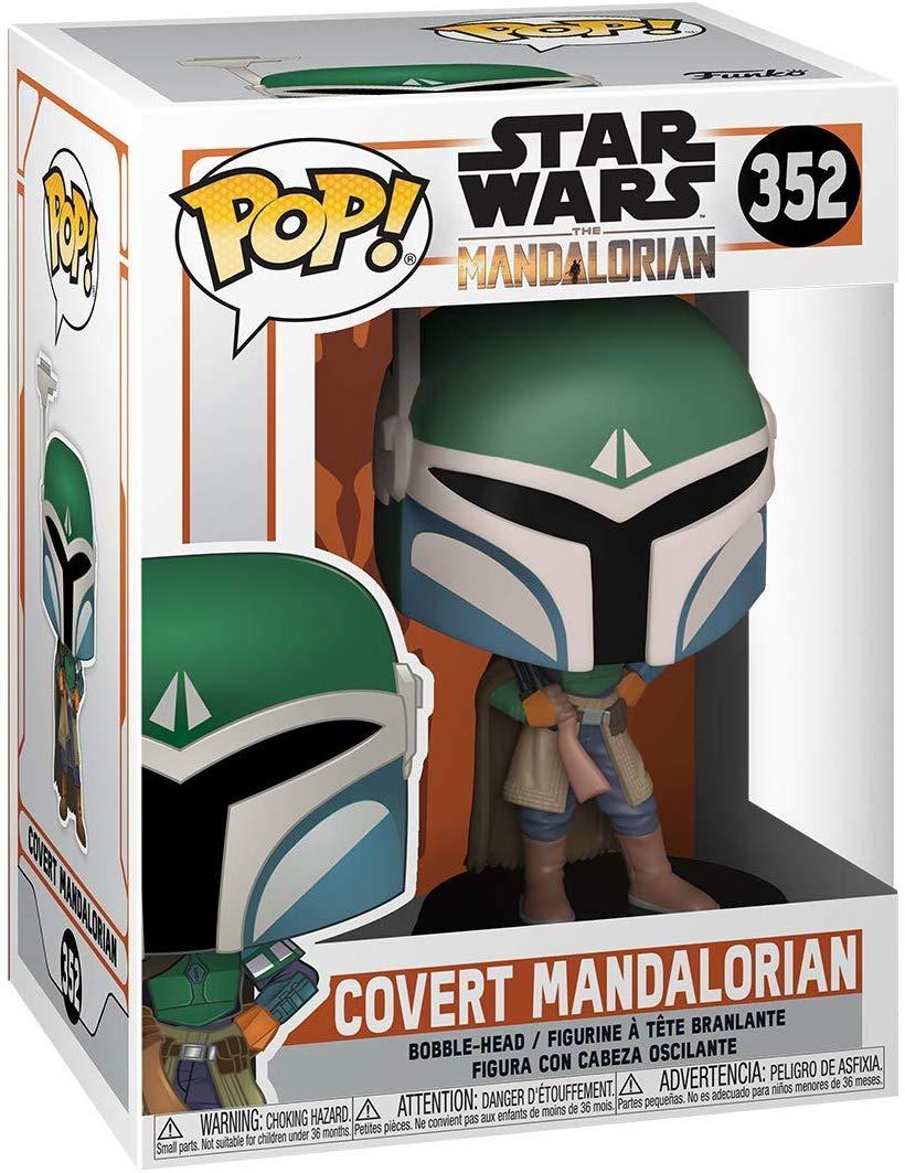 Covert Mandalorian figures