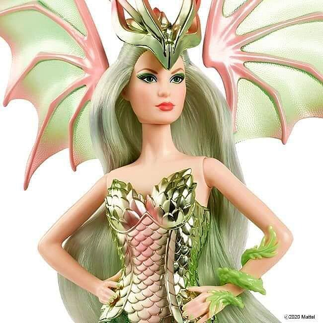 Dragon Empress Barbie Doll
