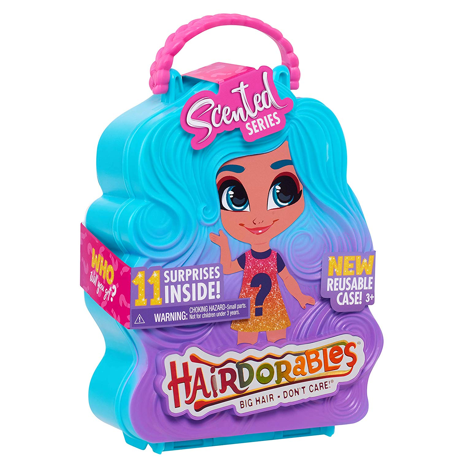 Hairdorables Collectible Dolls – Series 4 (Styles May Vary)