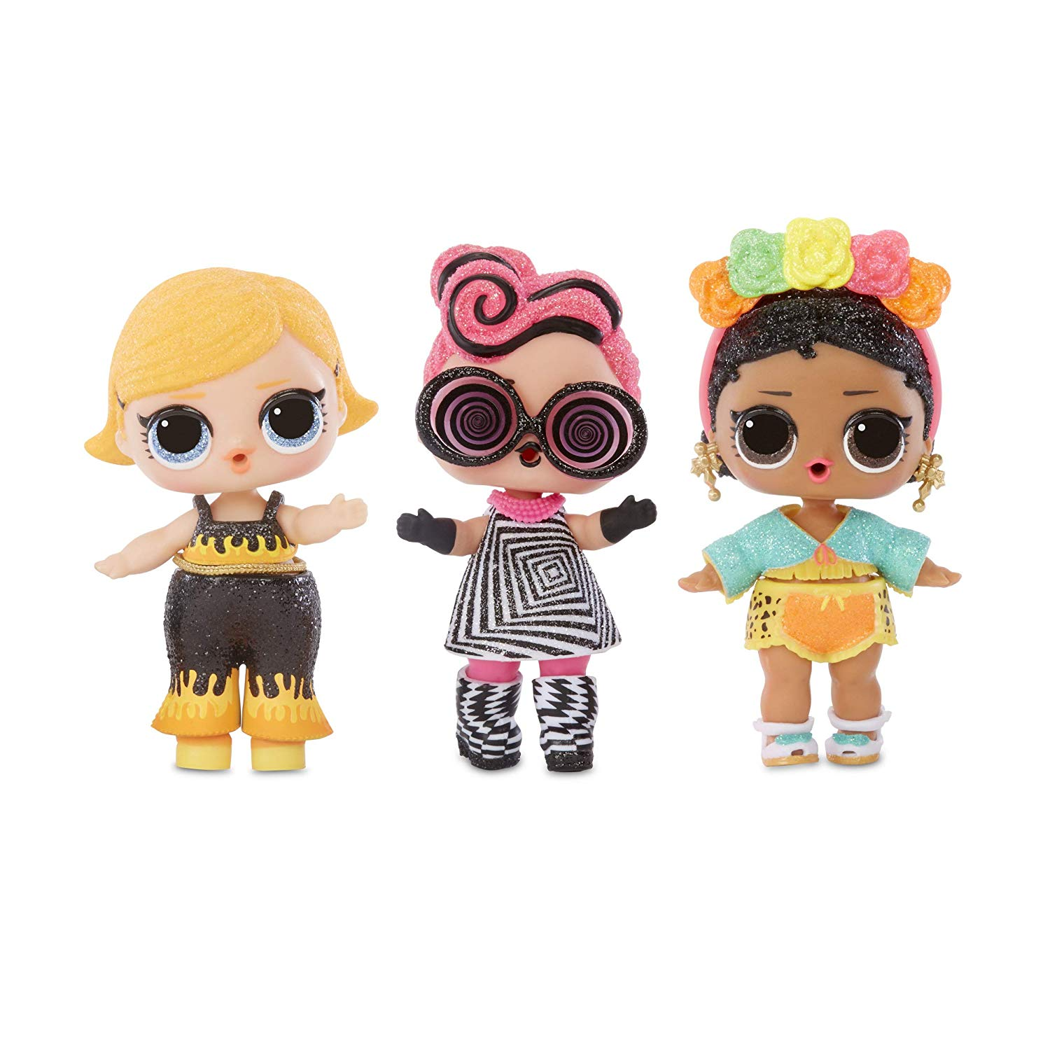 L.O.L. Surprise! Lights Glitter Doll price