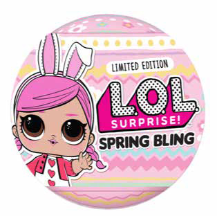 LOL Surprise Spring Bling where to buy