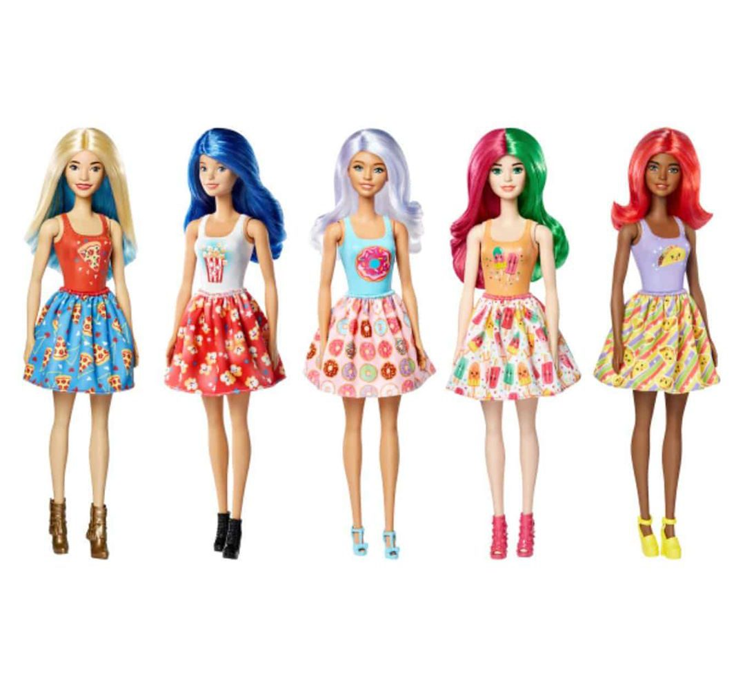 barbie color reveal 2 series