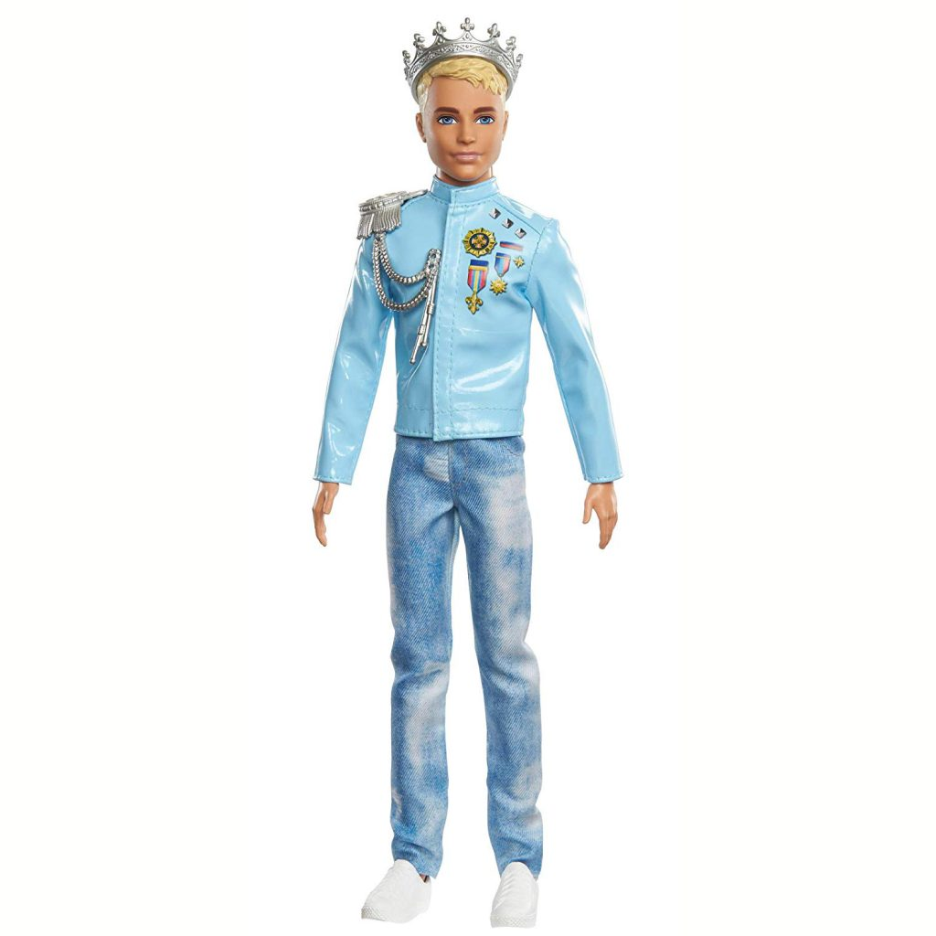 barbie princess adventure ken 2