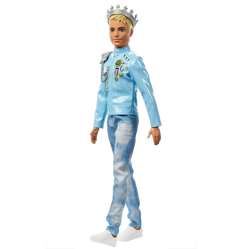 barbie princess adventure ken 3