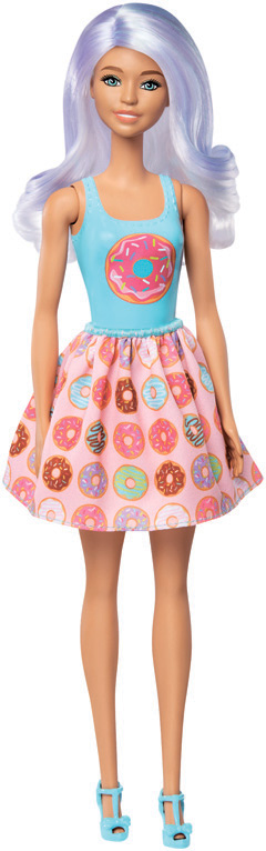 donuts barbie