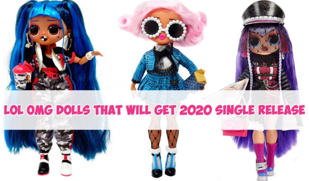 Omg L O L Surprises 2 Wave Dolls 2020 Where To Buy Price Release Date