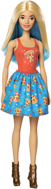 pizza barbie