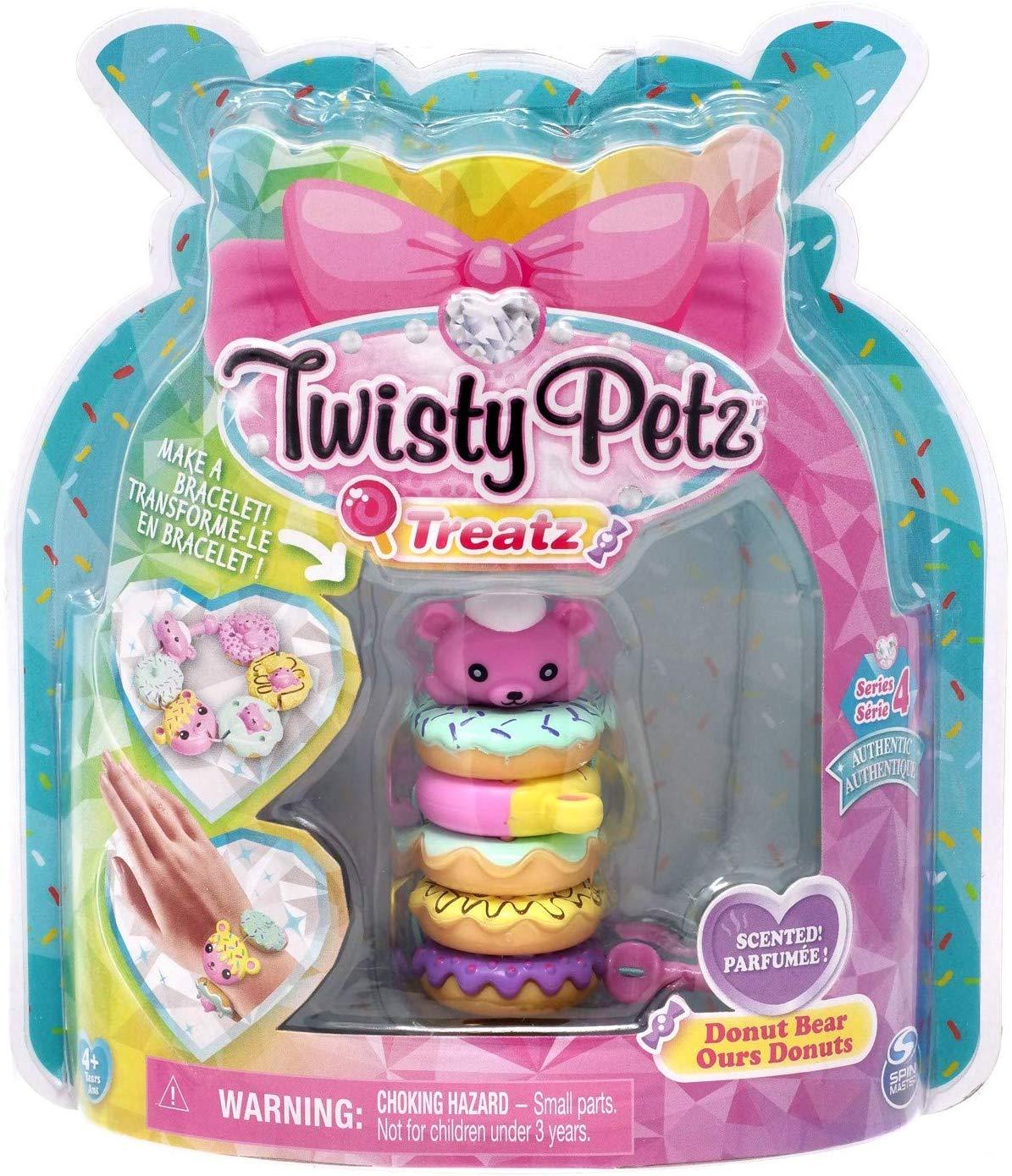 Twisty Petz Treatz Bracelets series 4