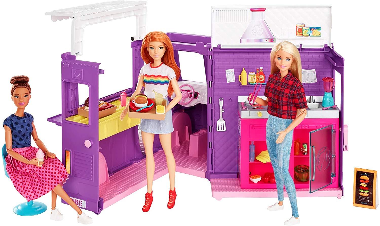 Barbie Fresh 'N' Fun Food Truck release date