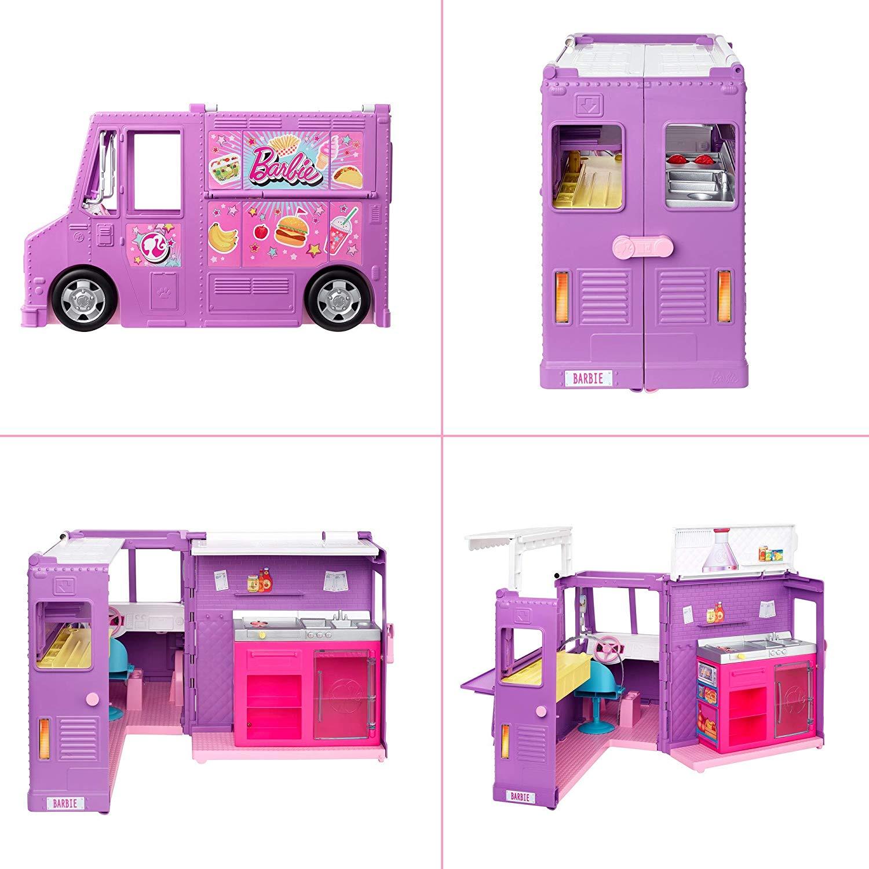 Barbie Fresh 'N' Fun Food Truck where to buy