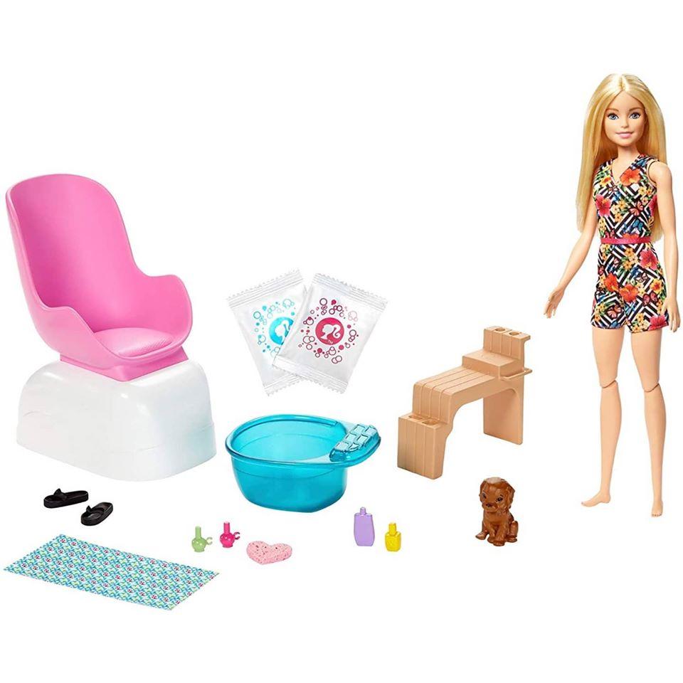 Barbie Mani-Pedi Spa playset where to buy