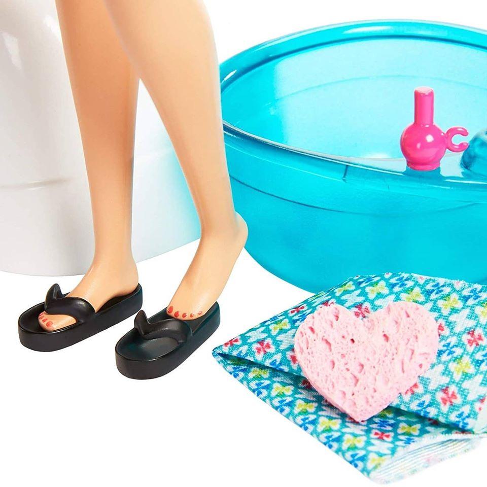 Barbie Mani-Pedi Spa playset release date