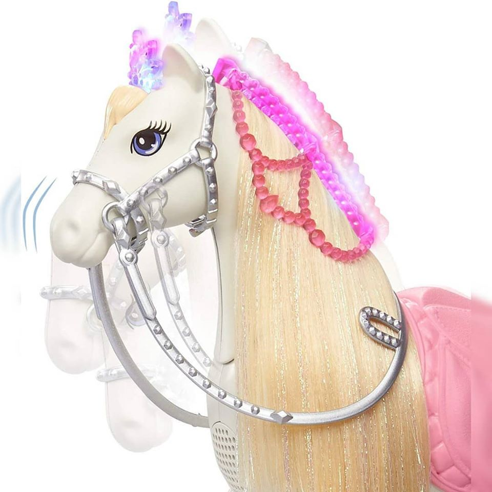 Barbie Modern Princess with Shimmer Horse buy it now