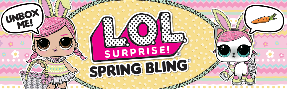 L.O.L. Surprise! Spring Bling Limited Edition Pet price