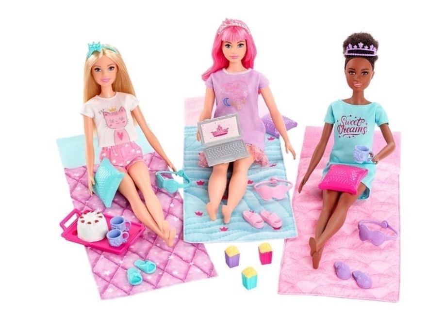 Barbie Princess Adventure Sleepover set Where to Buy? Price ...
