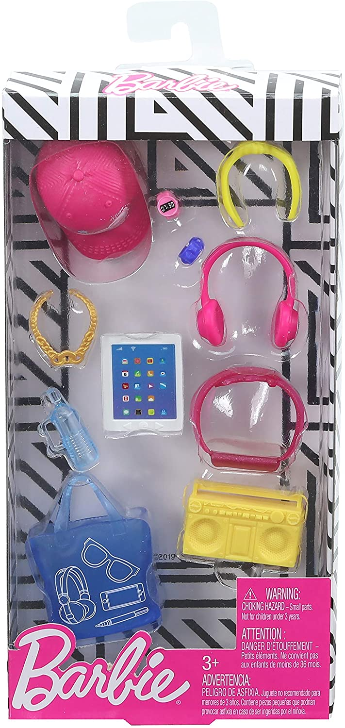 "Barbie ""Singer"" Accessory Packs"