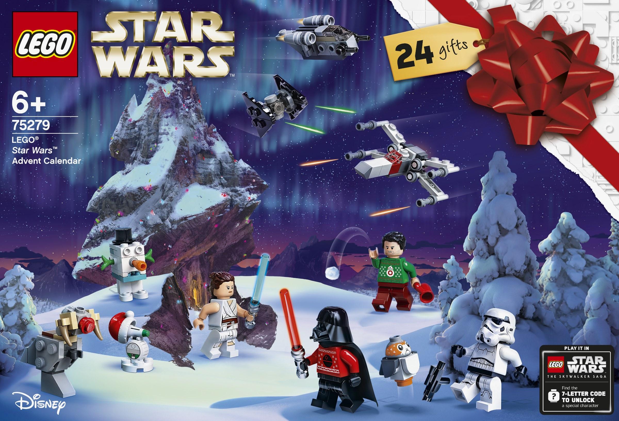 75279 LEGO® Star Wars™ Advent Calendar