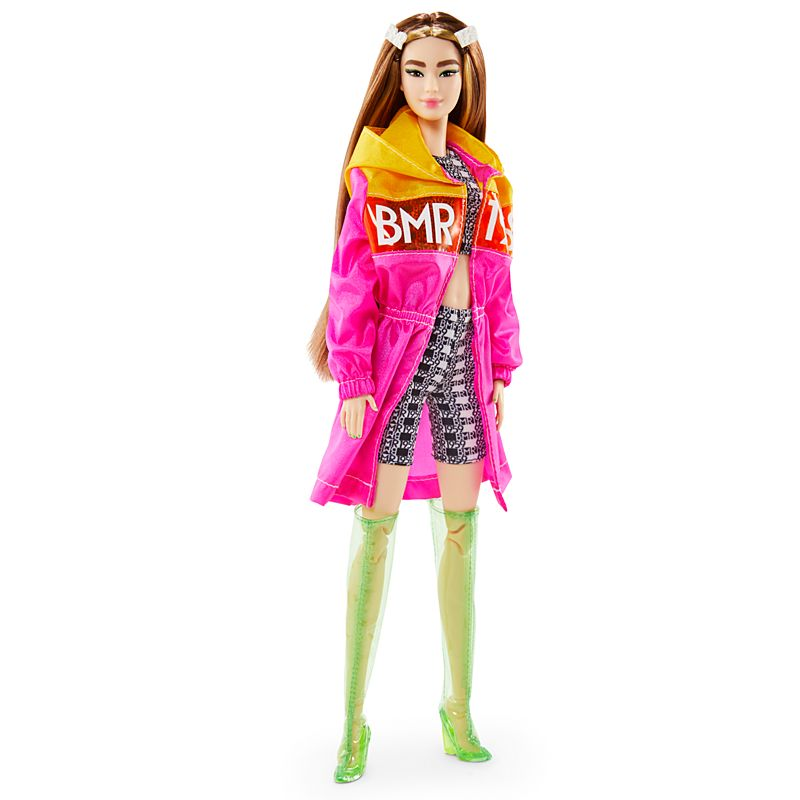 Barbie BMR 1959 - Transparent boots, tall