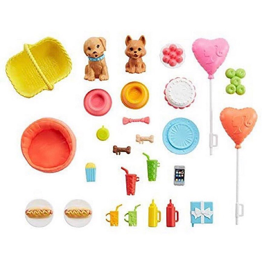 Barbie and Chelsea Picnic Playset pre-order